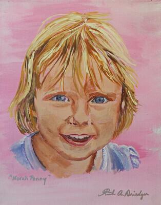 Norah Penny 11x14