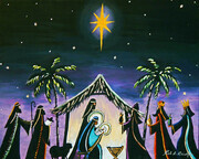 Christmas Nativity 20x16