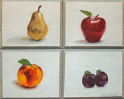 Fruits of Trees 20x16