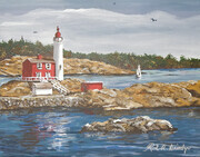 Lighthouse Cove 14x11