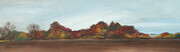 Autum Field 30x9